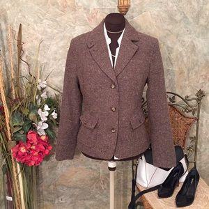 L.L. Bean women's 🌹suit jacket coat blazer